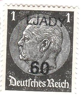 LJADY př. cccp - Mi. č. 1a (1941)