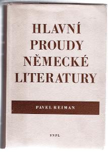Reiman Hlavní proudy německé literatury