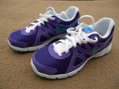 Nové dětské dívčí boty tenisky zn.: NIKE vel. 36,5