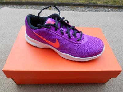 Nové dámské fitnes boty -  tenisky zn.: NIKE,  vel. 38,5