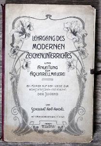 Der moderne Zeichenunterricht an Volks-Anton.Anděl