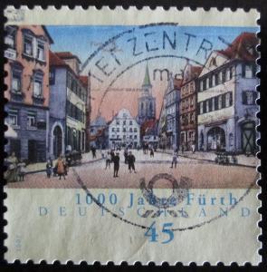 Německo 2007 Fürth, milénium Mi# 2584 0280