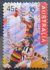 Austrálie 1996 Rugby Mi# 0284