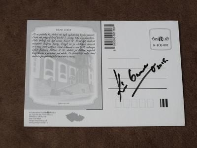 F1 - Keith GREENE - karta, originál podpis