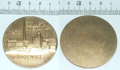 Medaile - Město - Neratovice