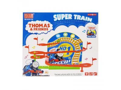 Set vlaku s lokomotivou Tomášem+STICKYMAT ZDARMA