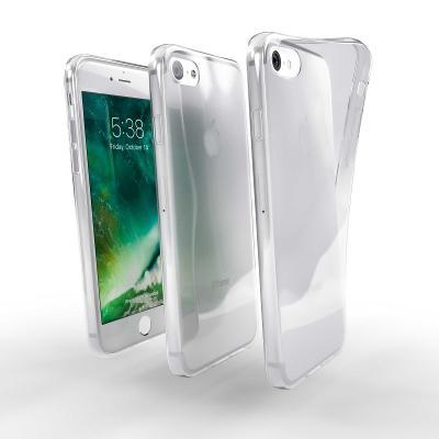 Průhledný zadní kryt / obal - Apple iPhone 7