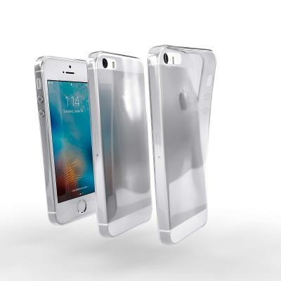 Průhledný zadní kryt / obal - Apple iPhone 5 5S 5C