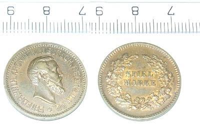 Medaile - Německo