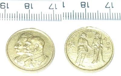 Medaile - FJI
