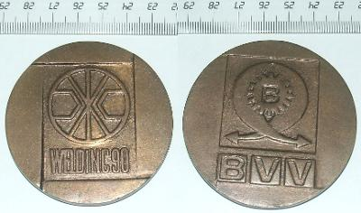 Medaile - Firma - BVV