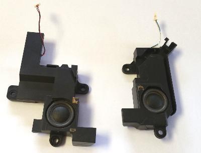 Reproduktory z Lenovo IdeaPad Z575