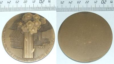 Medaile - Firma - Železárny Vítkovice