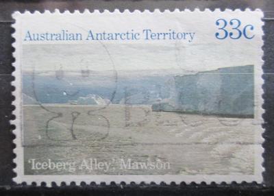 Austr. Antarktida 1984 Iceberg Alley Mi# 67 0297