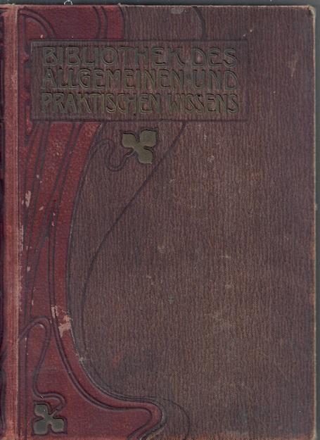 Bibliothek des allgemeinen und praktischen wiss.II - Knihy