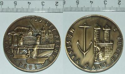 Medaile - Praha