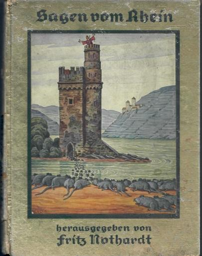 Sagen vom Rhein  - Knihy