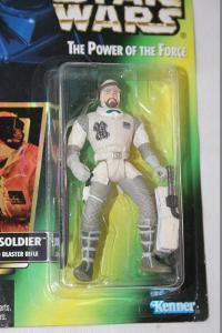 Retro figurka Star Wars Hoth Rebel Soldier