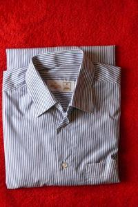 Kvalitní pánská bavlněná košile L+Dárek