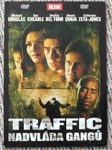 DVD-Traffic nadvláda gangů