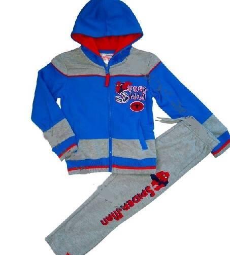 Tepláková souprava Spiderman  98 - Oblečení