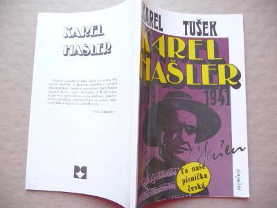 Karel Hašler - Ta naše písnička česká - 1992