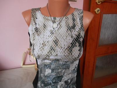 LUXUSNÍ šaty zn. Karen Millen NOVÉ/5600 Kč