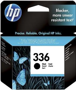 Originální náplň HP 336 Černá / Black (C9362EE)