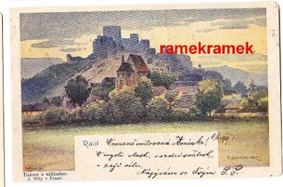 Rábí 1899 DA Klatovy Sušice Horažďovice Strakonice