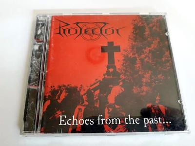 PROTECTOR - Echoes From The Past ... - 1 Press