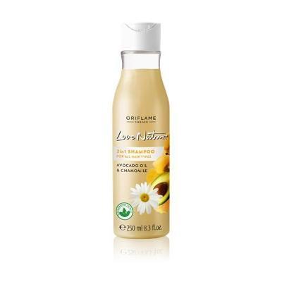 Šampon 2v1 s avokádovým olejem heřm Oriflame 32624