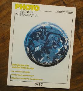 Photo Technique International 1987 - (H272)