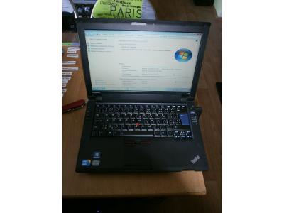 Notebook Lenovo L412 + Win7