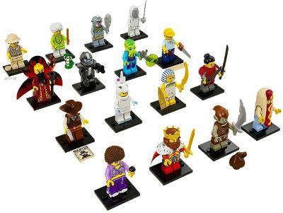 LEGO minifigurky 71008