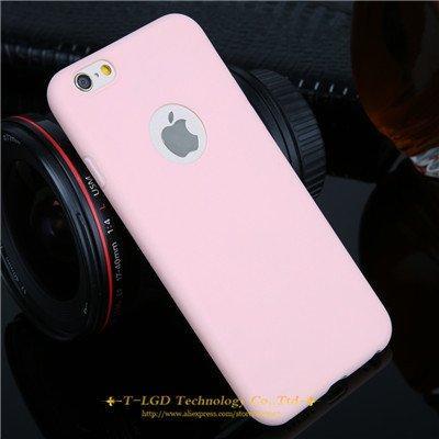 Silikonový obal iPhone 7 (růžový)  9df6fd8a897