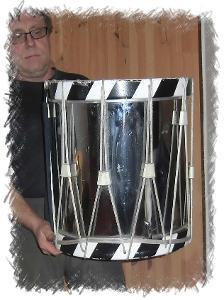 Basový buben Swissdrum