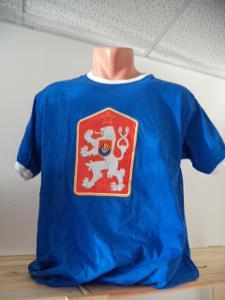 NOVÉ triko RETRO ČSSR Československo výběr velikosti