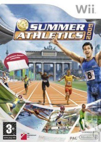 Wii - Summer athletics 2009