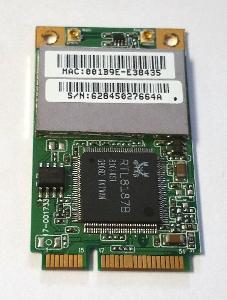 Wifi modul RTL8187B z Toshiba Satellite L300