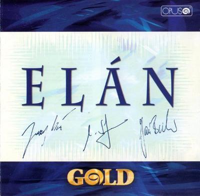 CD Elán - Gold