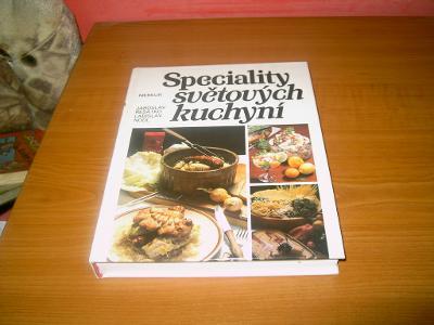 Jaroslav Řešátko - Speciality světových kuchyní
