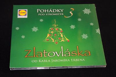 CD - Zlatovláska - K.J.Erben  (4)
