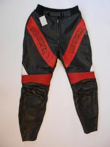 Kožené kalhoty PROBIKER vel. 40- zachovalý
