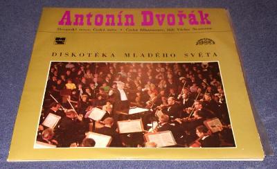 LP A. Dvořák - Slovanské tance,Česká suita /2LP/