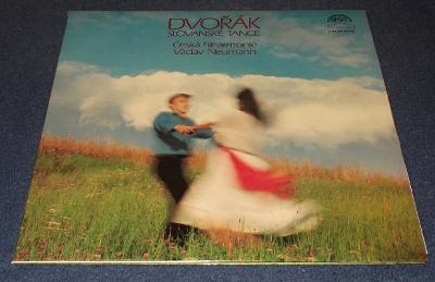 LP Antonín Dvořák - Slovanské tance /2LP/