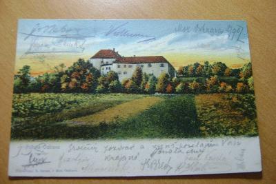 Polská Ostrava-zámek, 1902