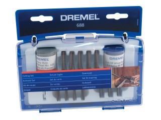 DREMEL 688 Sada kotoučů 68ks pro řezání pro modeláře Výprodej