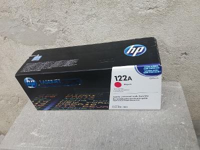 Toner HP 122A, Q3963A - Originál (červená,magenta)