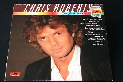 LP - Chris Roberts - Die Maschen Der Mädchen (d10)