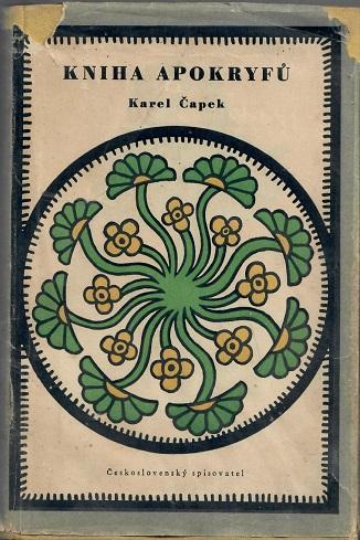 Kniha apokryfů - Čapek